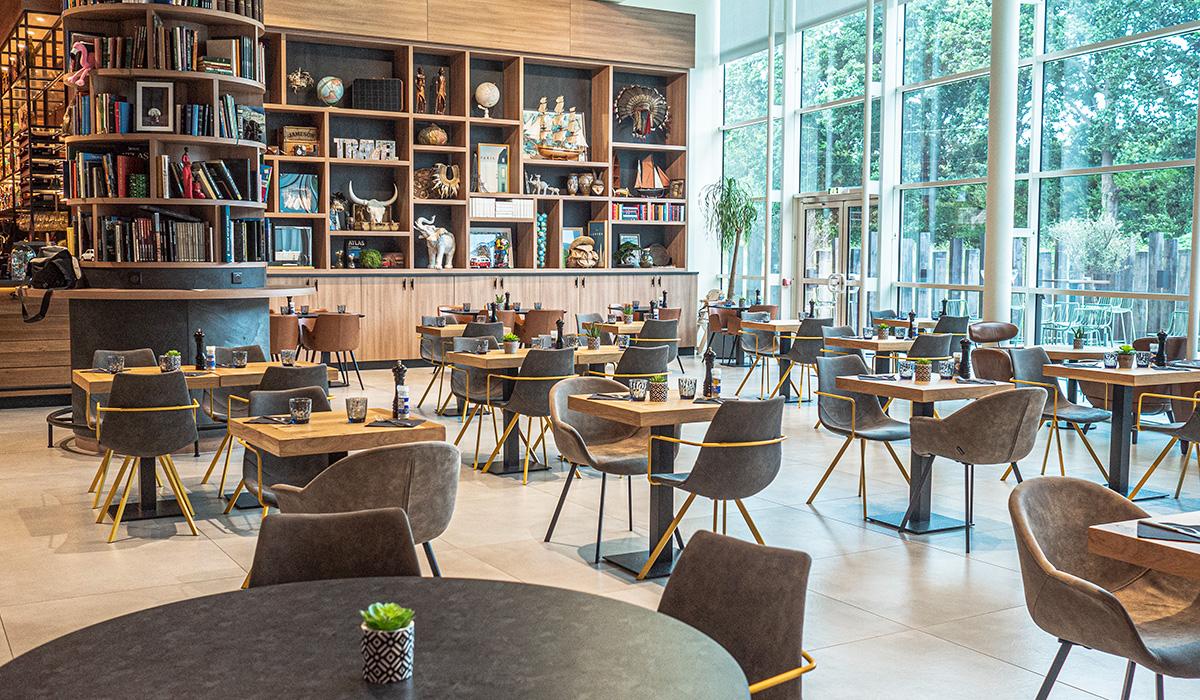 Restaurant Globe Café à Saint-Nazaire